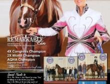 Remarkable Can – owned and shown by Adrienne Staple
