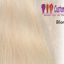 Blonde Tail Extensions