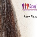 Dark Flaxen Tail Extensions