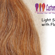 Light Sorrel with Flaxen Tail Extensions