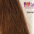 Sorrel Blend Tail Extensions